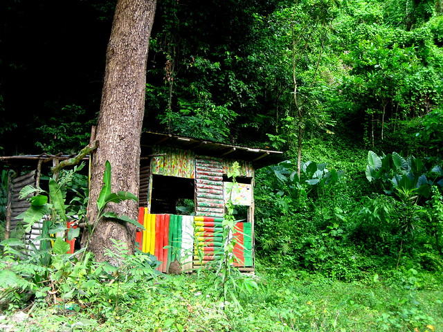 Jamaica - The Spice Man's House
