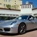 2013 Porsche 911 Carrera 4S GT Silver PDCC 7spd Beverly Hills 1444
