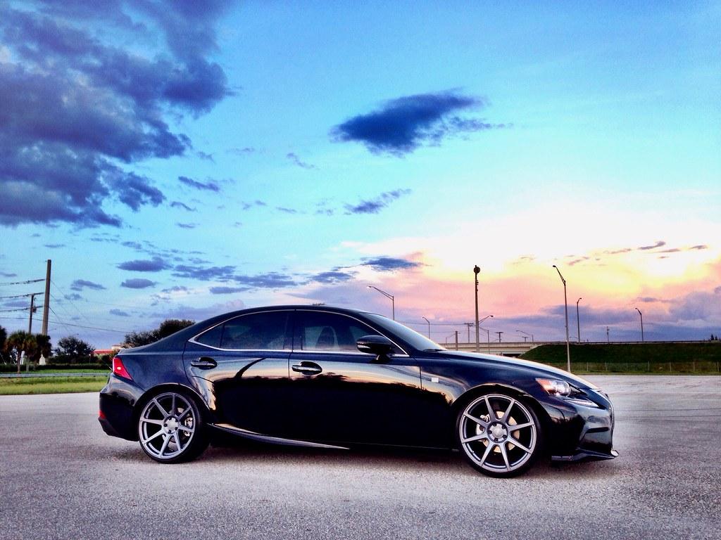 2014 Lexus Is250 On Velgen Wheels Vmb8 2014 Lexus Is250 O Flickr