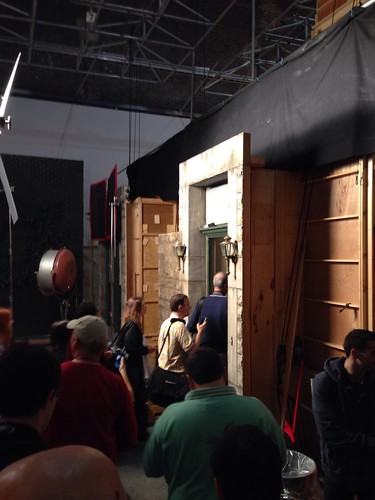 Being Human Set Tour - Montreal SyfyBTS 2013