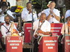 The Birmingham Heritage Band plays Tuxedo Junction