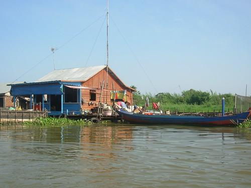Siem Reap-Battambang - bateau (17)