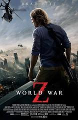 僵尸世界大战World War Z(2013)_战斗力爆棚的丧尸