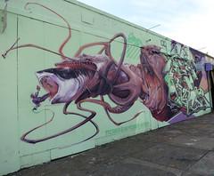 5 Pointz Mural by Onur Dinc