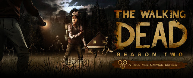 The Walking Dead Season 2 on PS3 and PS Vita