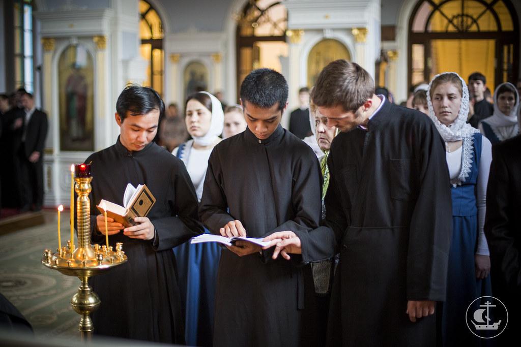 3 ноября 2013, Неделя 19-я по Пятидесятнице