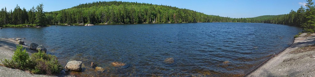 Partridge Pond  7-5-13