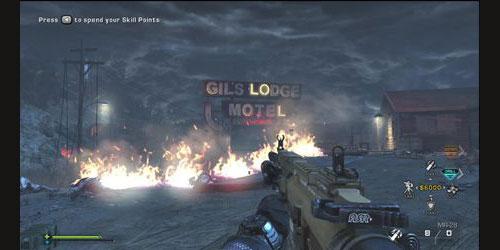 Gils-lodge