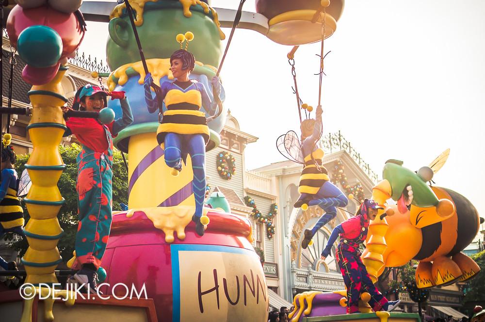 Flights of Fantasy - Bees and Dreams