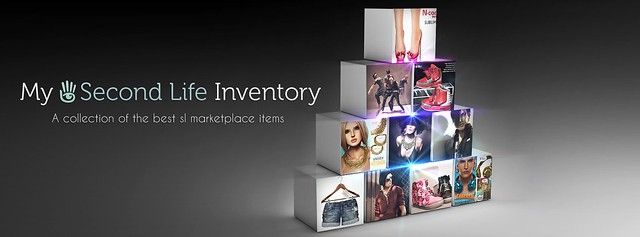 Second Life Inventory - Facebook Page