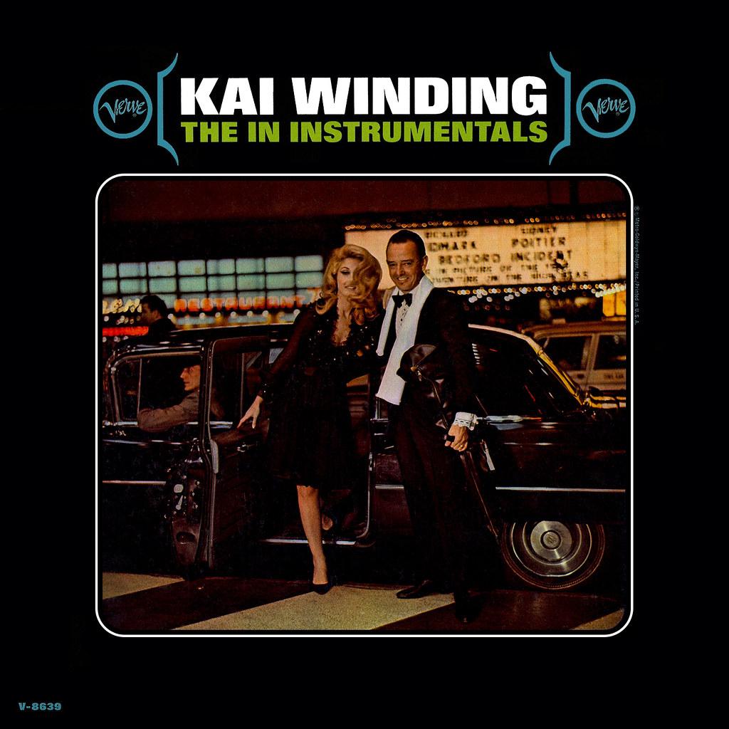 Kai Winding Suspense Themes In Jazz