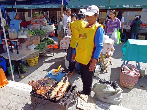 Sunday Market San Sabation Square
