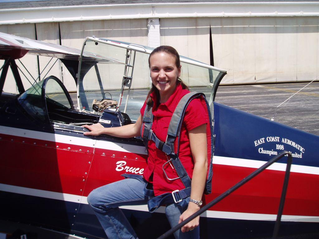 Melanie plane