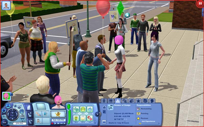 Sims Home Design Hotshot