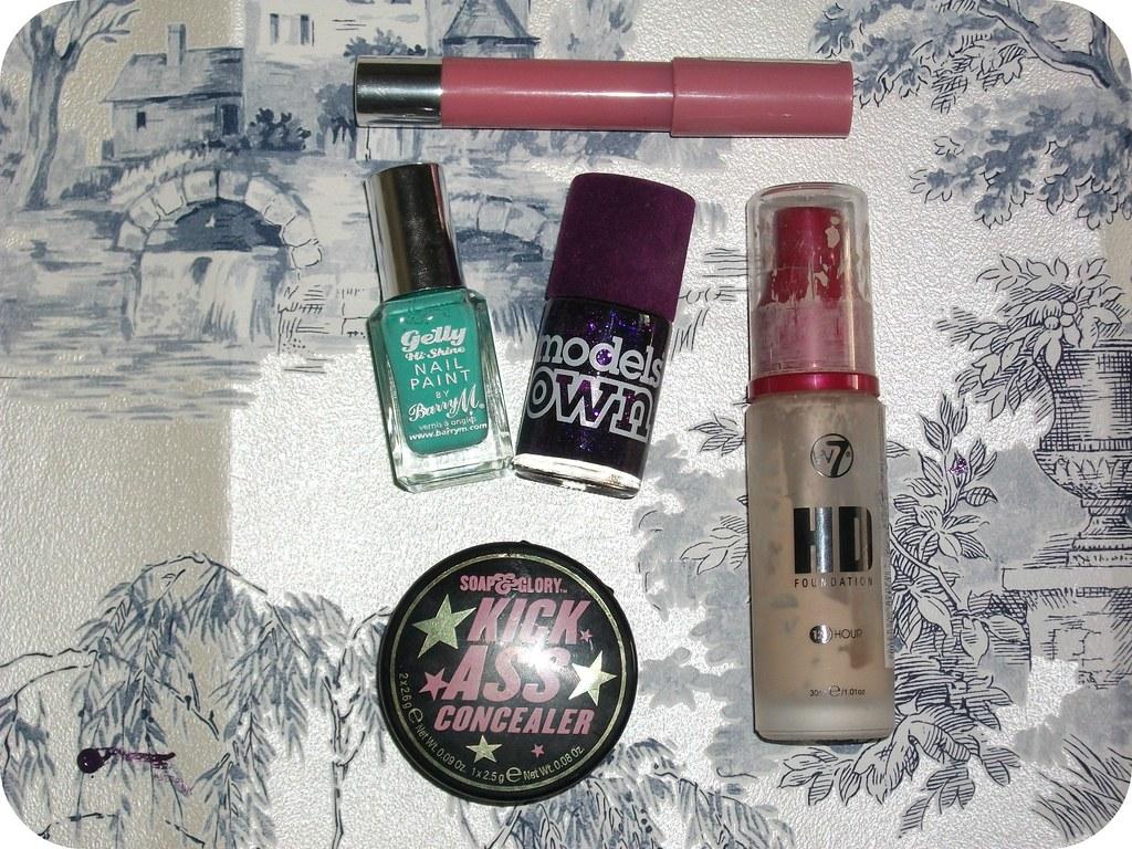 2013 Makeup Favourites 1