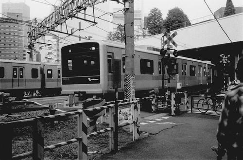 東京踏切01