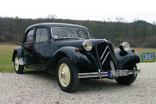 1934 Citroen by ford dagenham
