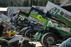 sport venue(0.0), dirt track racing(0.0), formula one(0.0), race track(0.0), auto racing(1.0), automobile(1.0), racing(1.0), vehicle(1.0), stock car racing(1.0), sports(1.0), race(1.0), motorsport(1.0), sprint car racing(1.0),