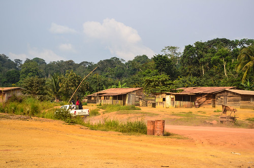 Parc National de Lopé, Gabon