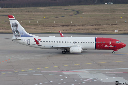 LN-NOW - Boeing 737-8JP(WL) - Norwegian Air Shuttle