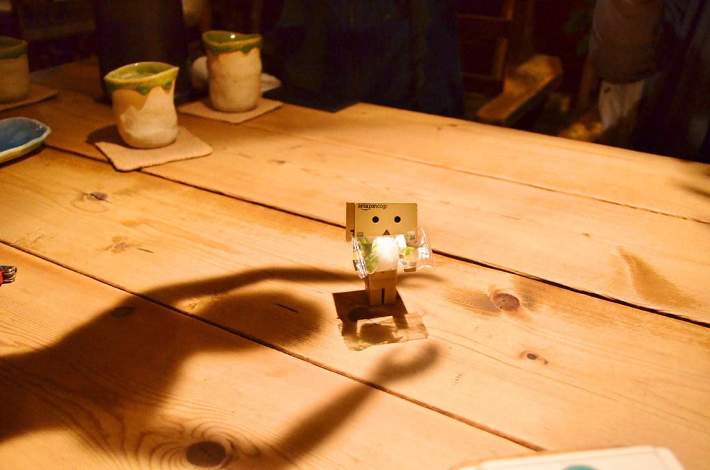 遊木民族deお茶タイム。 (2)