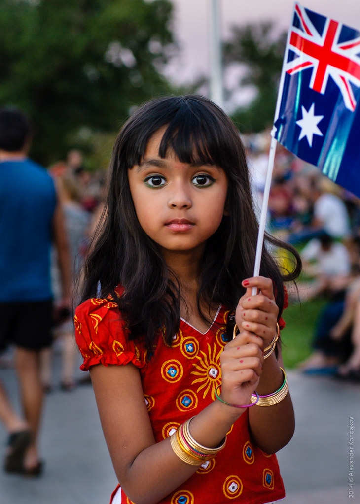 Young miss Australia