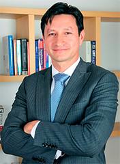 Andrés Cifuentes Cortés, socio fundador y gerente general de Eforcers S.A.