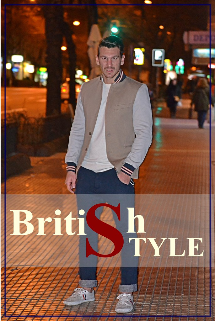 Men's British Style 1
