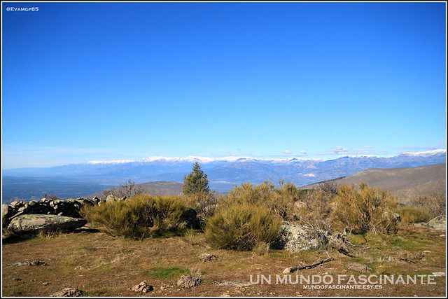 Sierra de San Vicente