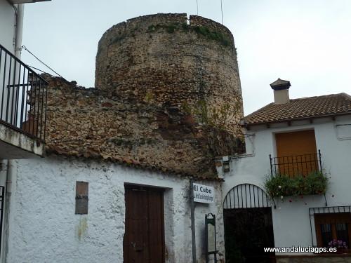 Jaén - Siles - Rodrigo Manrique - 38 23' 10 -2 34' 52