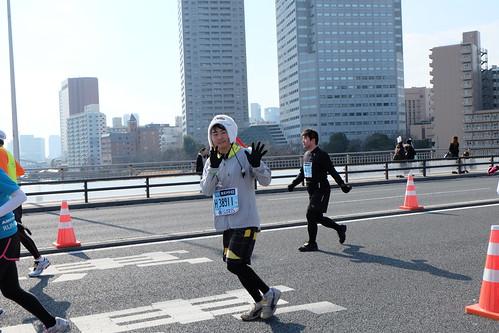 Tokyo Marathon 2014 01
