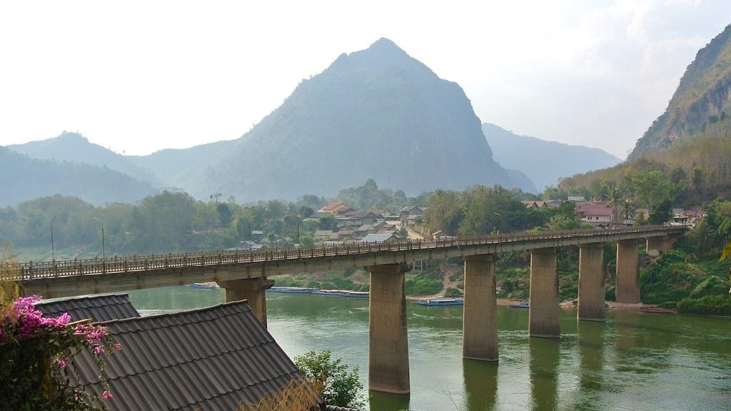 Nong Khiaw, Laos 3
