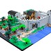 Castle of Torgfall by Finland Brick