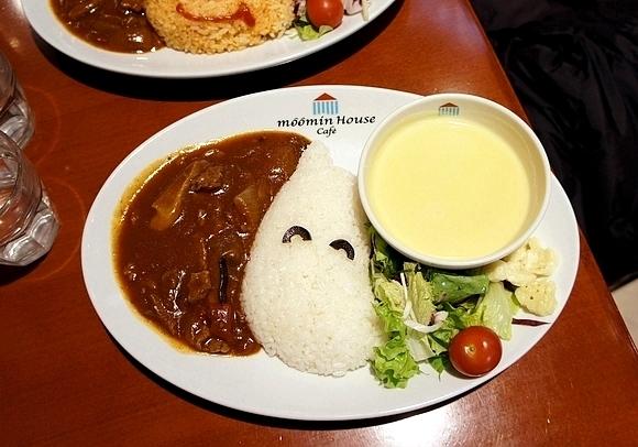 東京天空樹嚕嚕米餐廳16