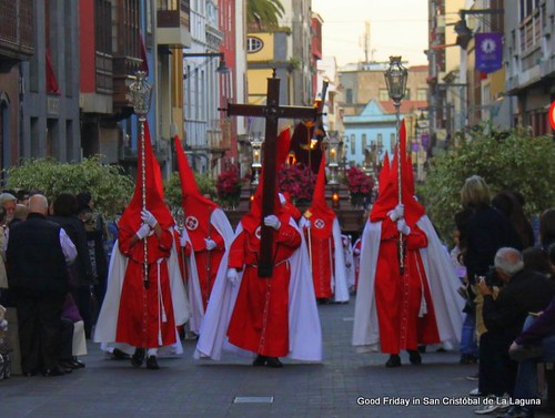 Dia de la Cruz, Granadilla