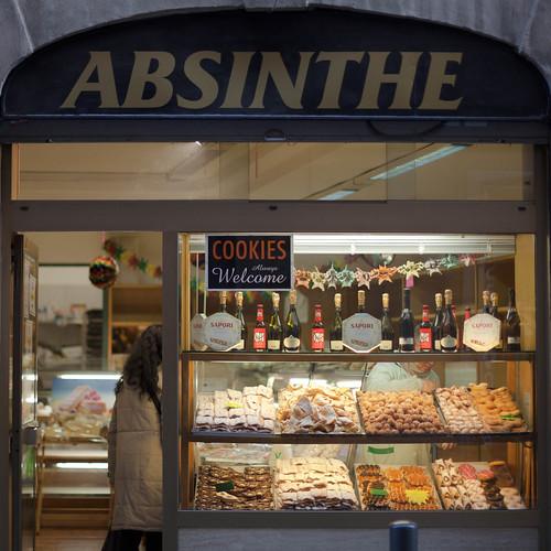 Absinthe; copyright 2014: Georg Berg