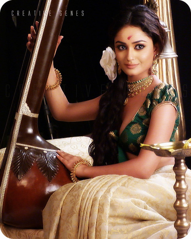 Adreeja Jewellery Shoot
