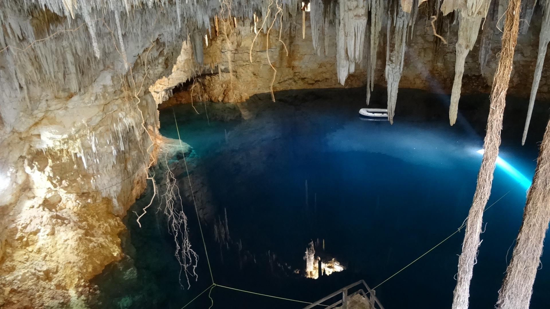 Cenote Palomitas