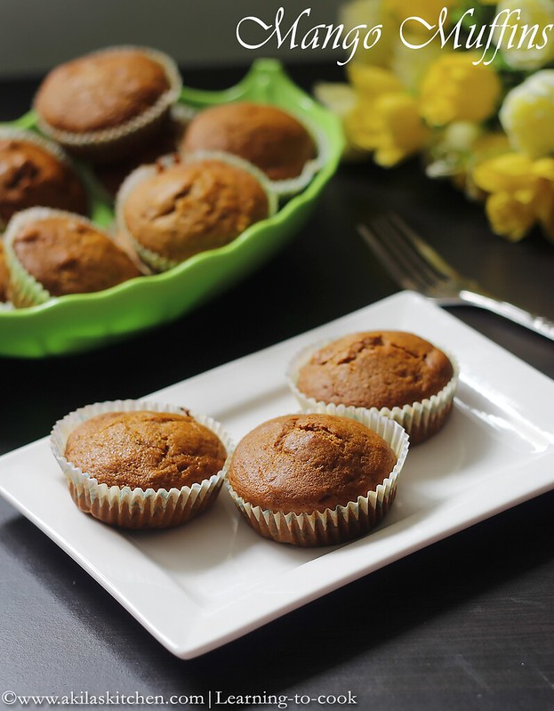 How to make Mango Muffins