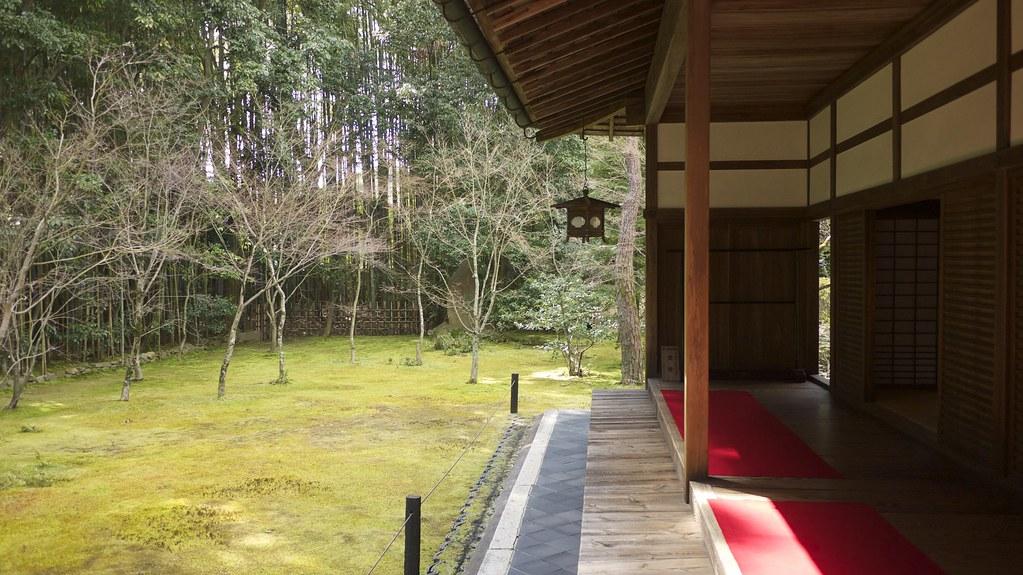 Kōtō-in Veranda