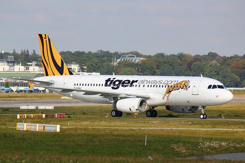 Tiger Airways - A320 - D-AXAJ (1)