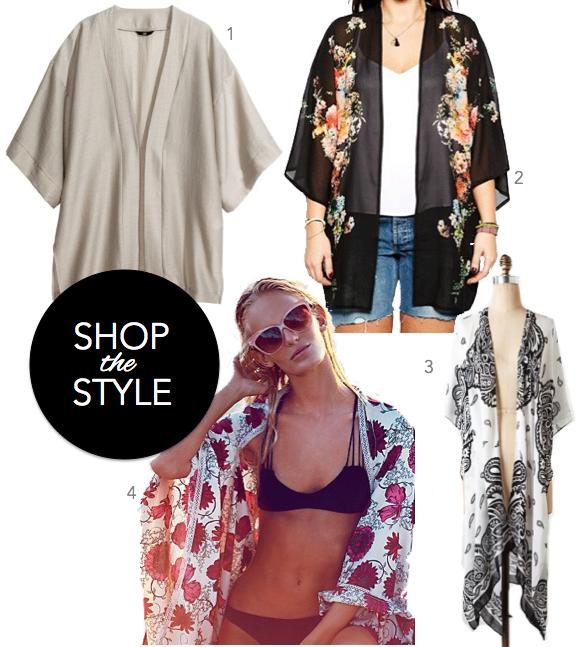 Shop Kimono Style