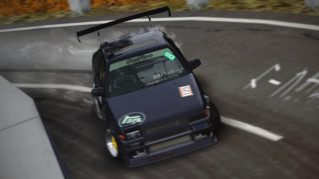 ae86 TougeAttack| rF - Download Photo - Tomato to - Search
