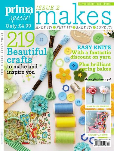 Prima Makes Issue 2 2014