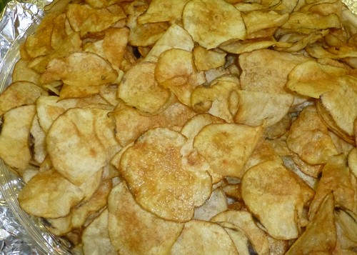 May 10: Home Made Chips