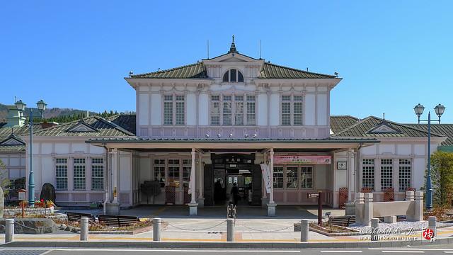 NIKKŌ 2014 [ WORLD HERITAGE SITES in JAPAN ],NIKKO-STATION,JR-NIKKO-STATION / 日光駅、日光駅舎