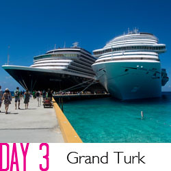 2014 Carnival Breeze Day 3 - Grand Turk