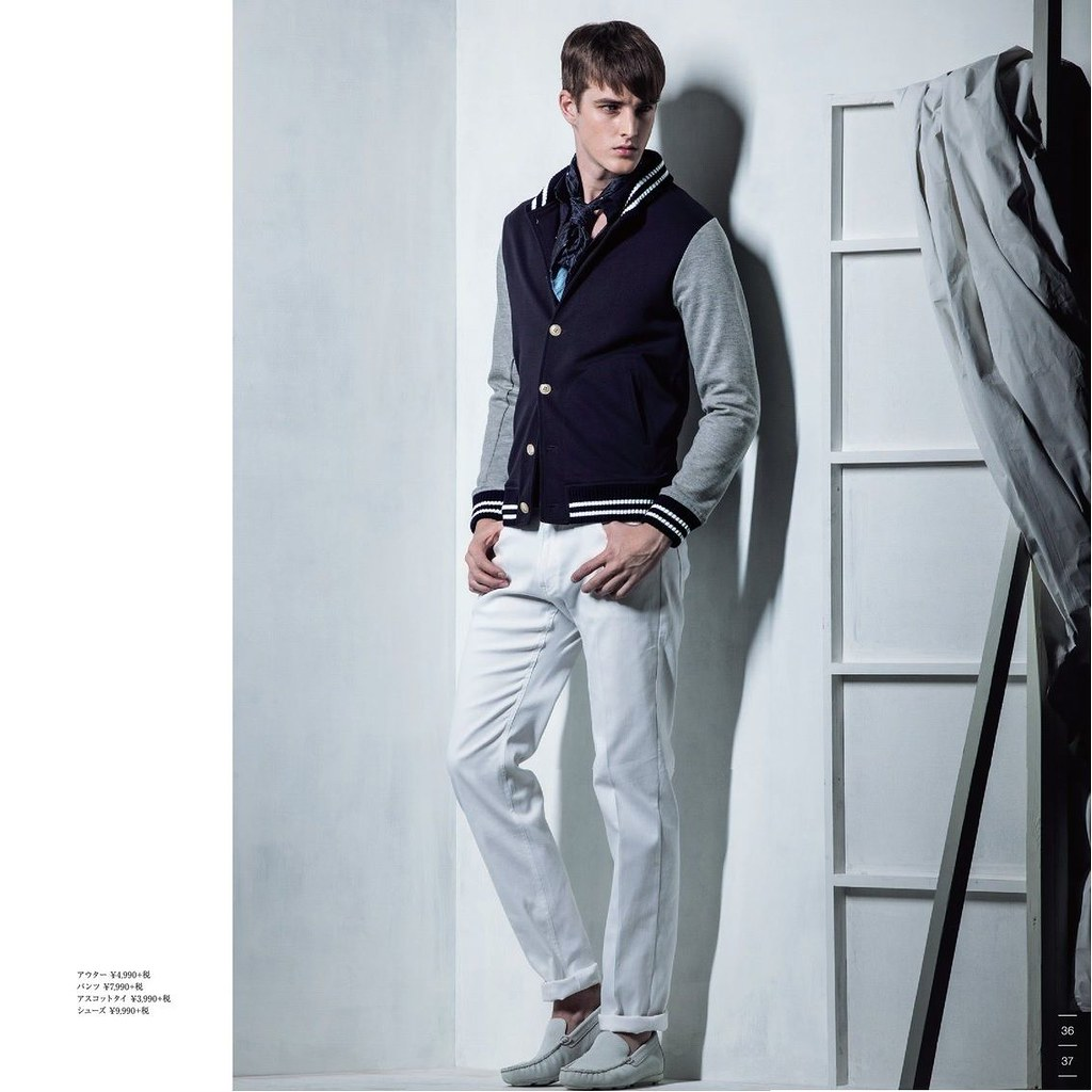 James Smith0194_m.f.editorial Men's Spring Collection 2014