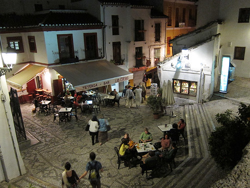Plaza San Gregorio