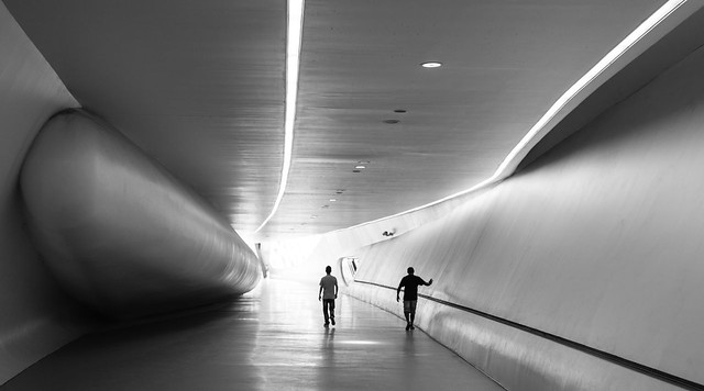 Zaha Hadid architects. Zaragoza bridge pavilion #26